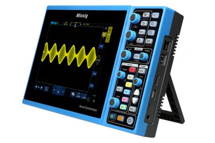 Micsig Smart osciloscopio STO1104E