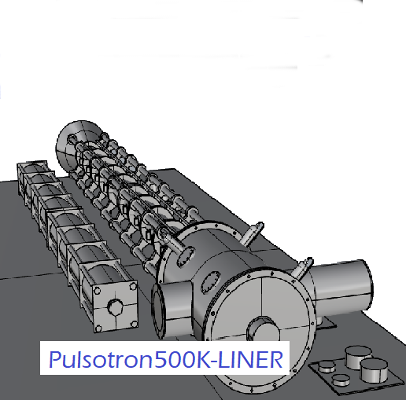 Pulsotron 500K - Liner Thermonuclear Fusion Reactor Ignition Grade