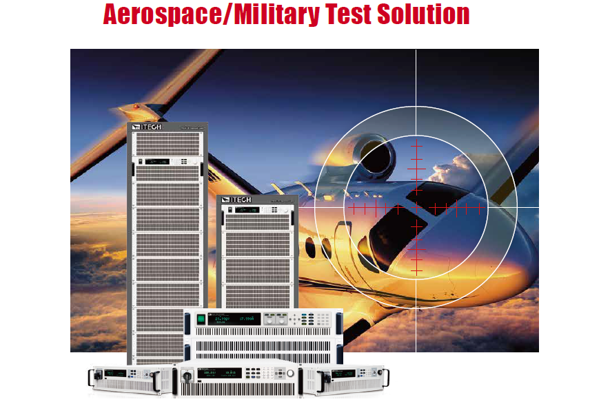 Itech Aerospace/Military Test Solution