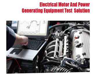 ITECH Electrical Motor Test Solution
