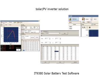 ITECH Solar/PV inverter Test solution