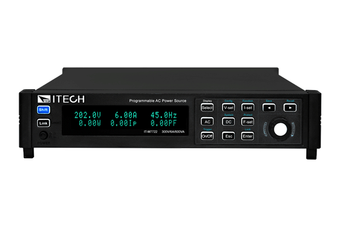 Itech IT-M7700 High Performance Programmable AC Power Supply