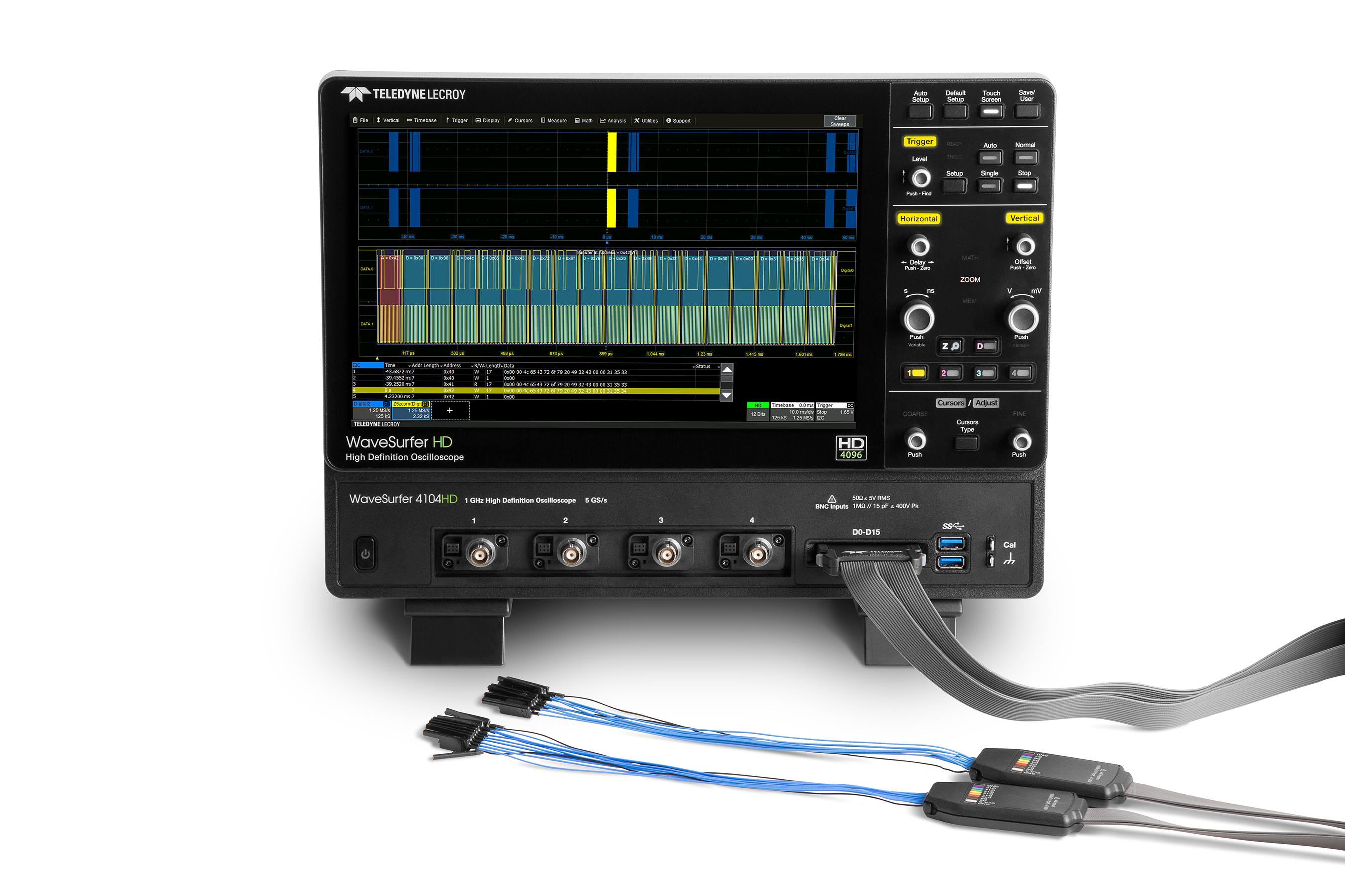Teledyne LeCroy WaveSurfer4000HD