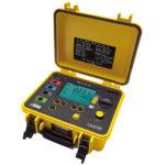 Chauvin Arnoux CA6470N Controlador de tierra, resistividad, continuidad y acoplamiento de tierra
