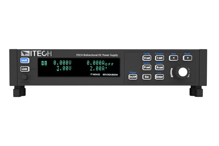 Itech IT-M3400 Fuente Alimentación Bidireccional Regenerativa