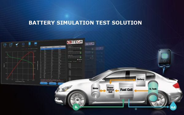 BSS2000/BSS2000Pro Battery Simulation Test Solution